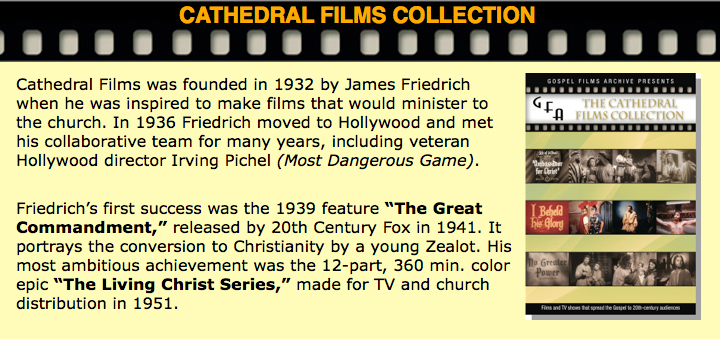 Cathedral Films